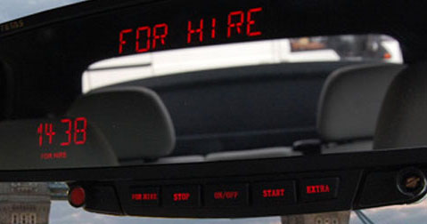 A1 Taxi Meter Features