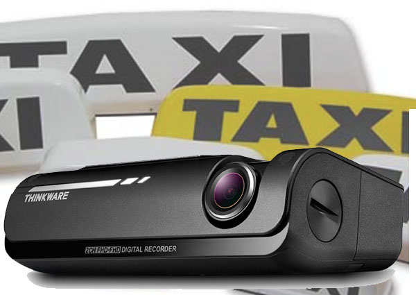 Taxi Dash Cams & Accessories